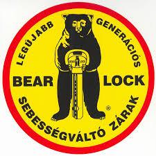 Bear Lock váltózár