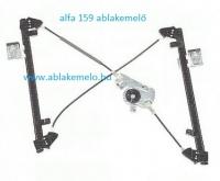 ALFA 159 ablakemelő első j.