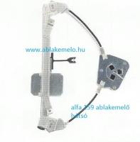 ALFA 159 ablakemelő hátsó