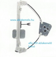 ALFA 159 ablakemelő jobb hátsó