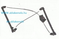 AUDI A4 ablakemelő bal első