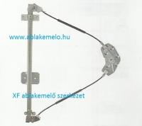 DAF XF ablakemelő szerkezet bal