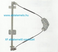 DAF XF ablakemelő szerkezet jobb