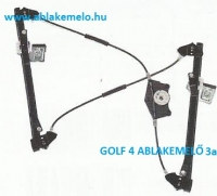 GOLF IV ablakemelő bal