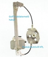 GOLF V ablakemelő jobb hátsó