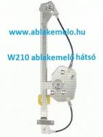 MERCEDES W210 ablakemelő bal hátsó