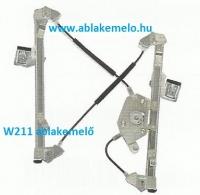 MERCEDES W211 ablakemelő jobb első