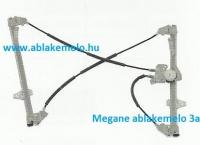 MEGANE 2 ablakemelő jobb