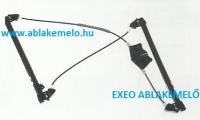 EXEO ablakemelő bal első