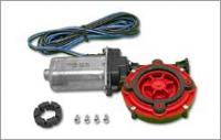 SPAL deluxe ablakemelő motor